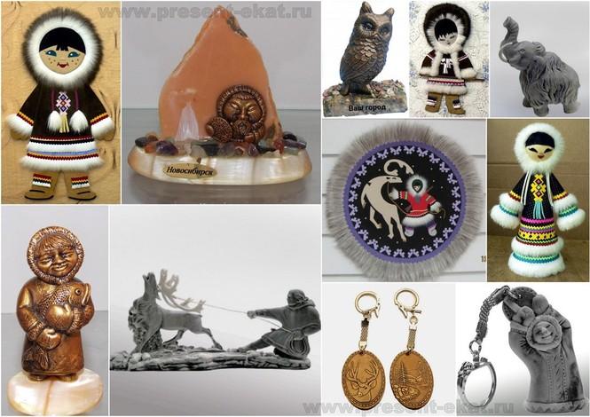 Сувениры народов севера своими руками